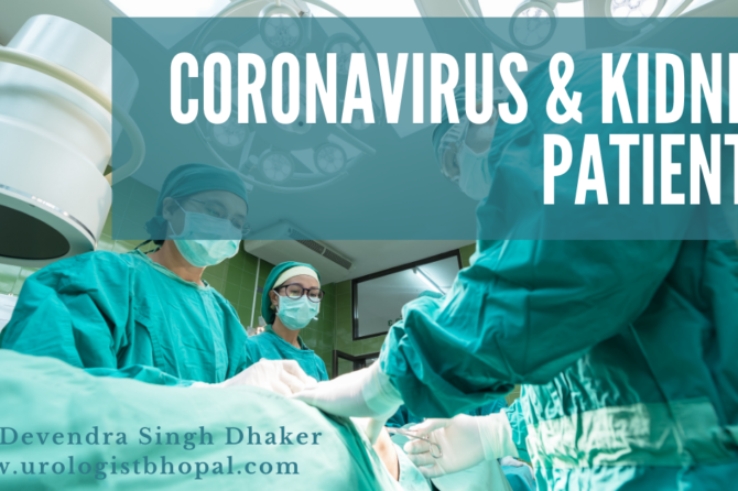 Coronavirus, COVID-19 and kidney patients: what you need to know