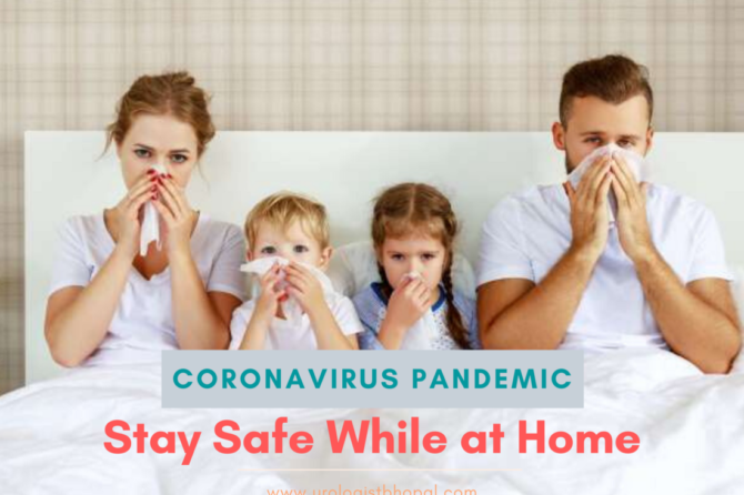 5 tips to help you stay safe (while indoors) from corona virus